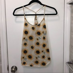 Urban Outfitters Daisy Tank Top